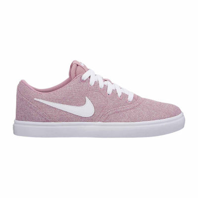 Nike Sb Check Solar Cvs P Womens Skate Shoes Lace-up