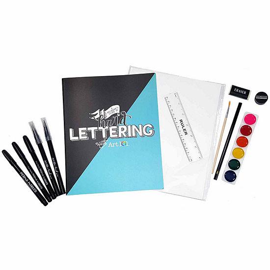 ART101 Hand Lettering Book Box