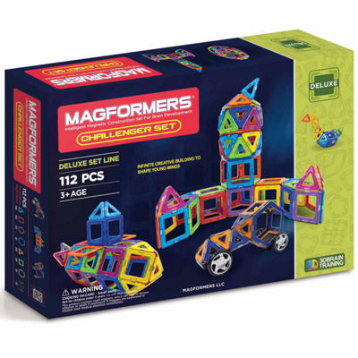 Magformers Challenger 112 PC. Set