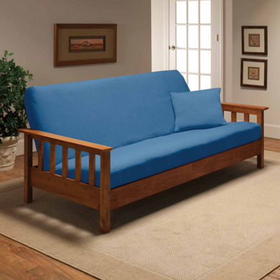 Stretch Jersey Slipcover Futon Cover