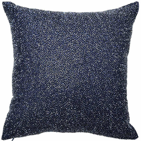 Beauty Rest Alexina 14x14 Square Throw Pillow