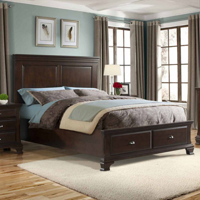 Picket House Furnishings Brinley Storage 5-pc. Bedroom Set