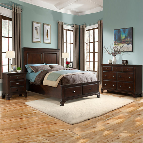 Picket House Furnishings Brinley Storage 6-pc. Bedroom Set - JCPenney