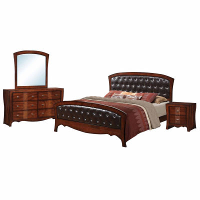 Picket House Furnishings Jansen Panel 4-pc. Bedroom Set