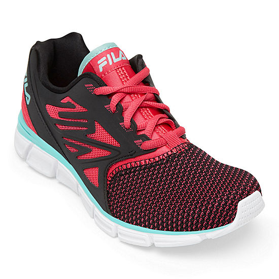 Fila Memory Multiswift Womens Running Shoes Lace-up - JCPenney e4ff1a56cd