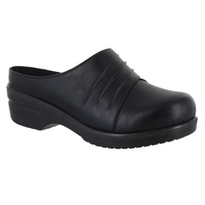 Easy Street Womens Oren Mules Slip-on Round Toe