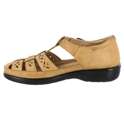 Easy Street Womens Dorothy Slip-On Round Toe Shoe