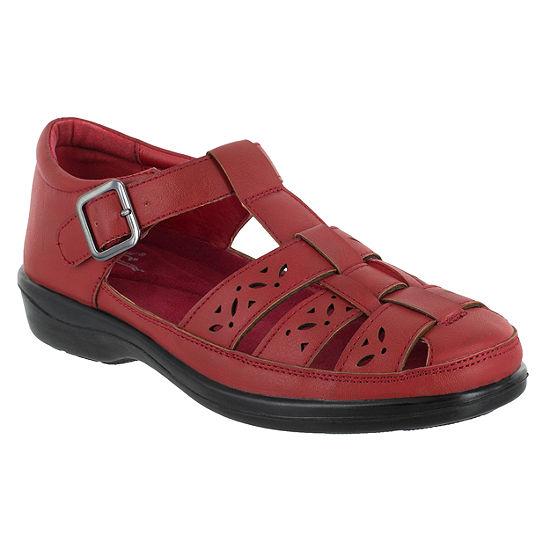 Easy Street Womens Dorothy Slip-On Round Toe Shoe