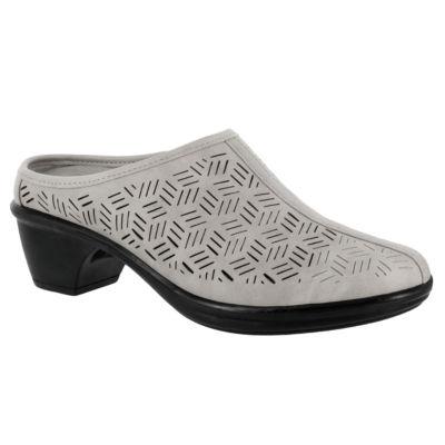 Easy Street Womens Caitlyn Mules Slip-on Round Toe