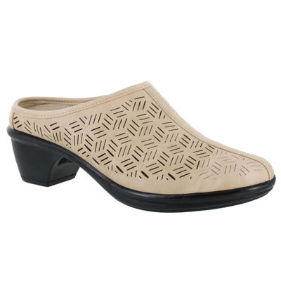 Easy Street Womens Caitlyn Mules Slip-on Round Toe