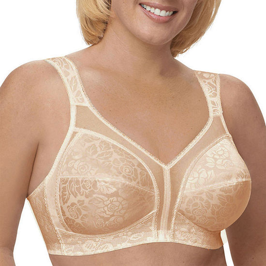 Underscore Cushion Strap Wireless Full Coverage Bra-2788