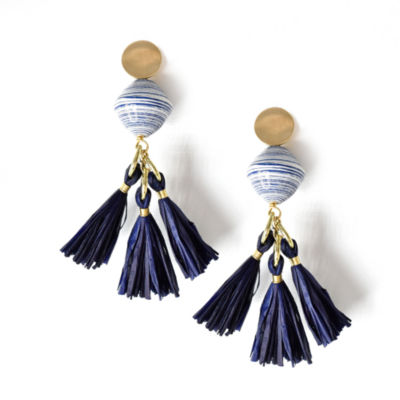 One Bead One Hope By Akola Project Drop Earrings