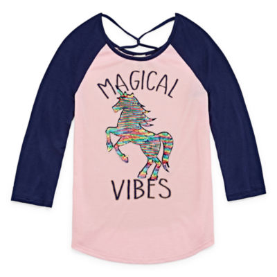 Arizona Crossback Graphic Tee - Girls' 4-16