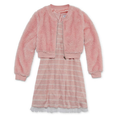Knit Works Jacket Dress Girls