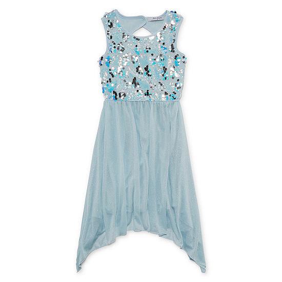 Knit Works Sleeveless Party Dress - Preschool / Big Kid Girls