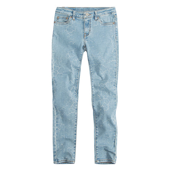 Levi's 710 Kaia Ankle Super Skinny Girls Skinny Fit Jean Preschool / Big Kid