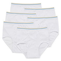 Stafford 6 Pair Dry+Cool Blended Full Cut Briefs Mens Deals