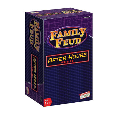 Endless Games® Family Fued: After Hours Edition