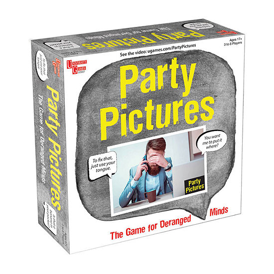 Party Pictures Game
