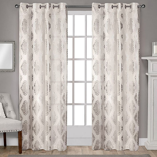 Augustus Multi Pack Room Darkening Grommet Top Curtain Panel