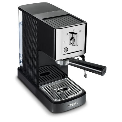 Krups® Calvi Steam and Pump Compact Espresso Machine