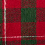 Design Imports Tartan Holly Plaid Tablecloth