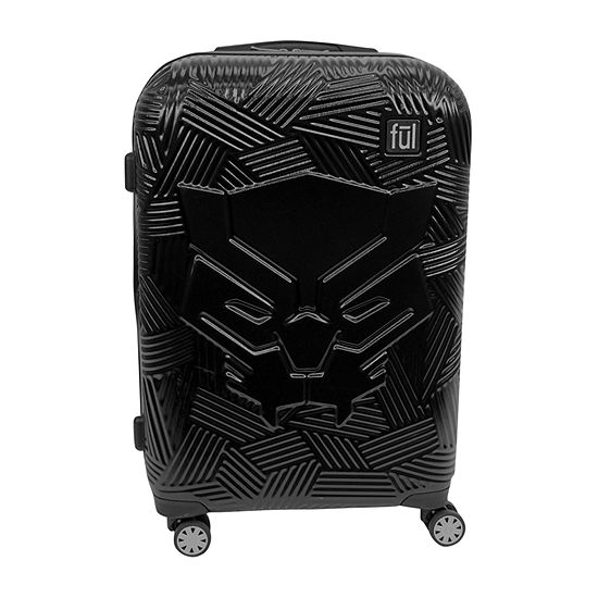 Ful Marvel Black Panther Molded 3-pc. Marvel Hardside Lightweight Luggage Set