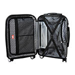 "Ful Marvel Black Panther Molded Hardside Lightweight 21"" Luggage"