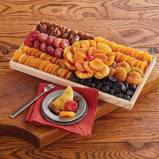 Harry & David Fall Deluxe Dried Fruit Tray