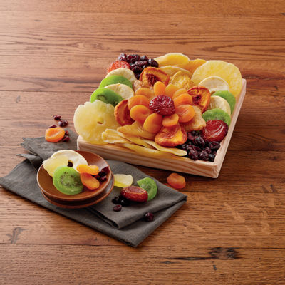 Harry & David Fall Dried Fruit Tray