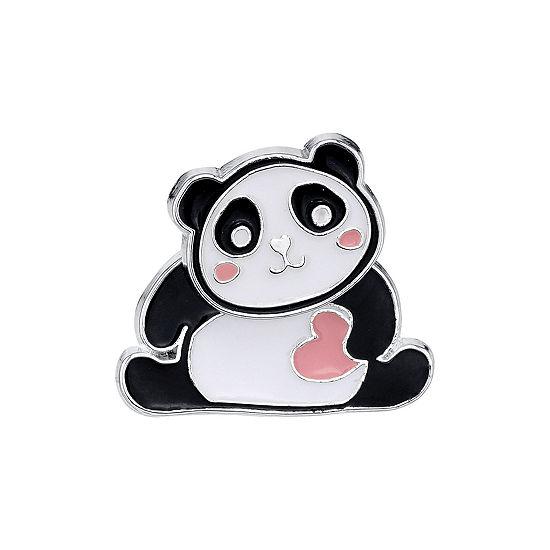 Sparkle Allure Panda Pin