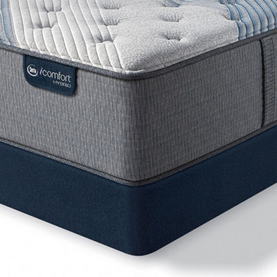 Serta Icomfort Blue Fusion 1000 Firm Tight Top Mattress Box Spring