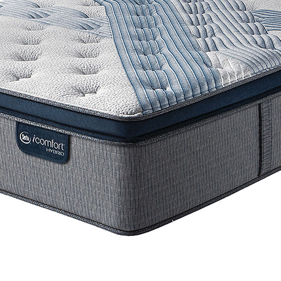 Serta® iComfort® Blue Fusion 1000 Firm Pillow-Top - Mattress Only