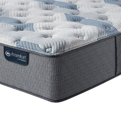 Serta Icomfort Blue Fusion 200 Plush Tight-Top Mattress