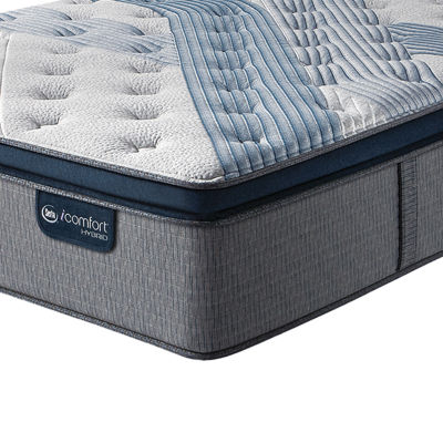 Serta® iComfort® Blue Fusion 1000 Plush Pillowtop - Mattress Only