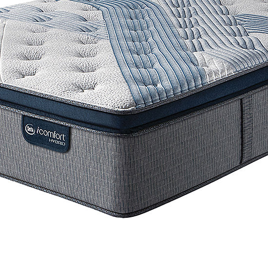 Serta Icomfort Blue Fusion 1000 Plush Pillowtop Mattress Only