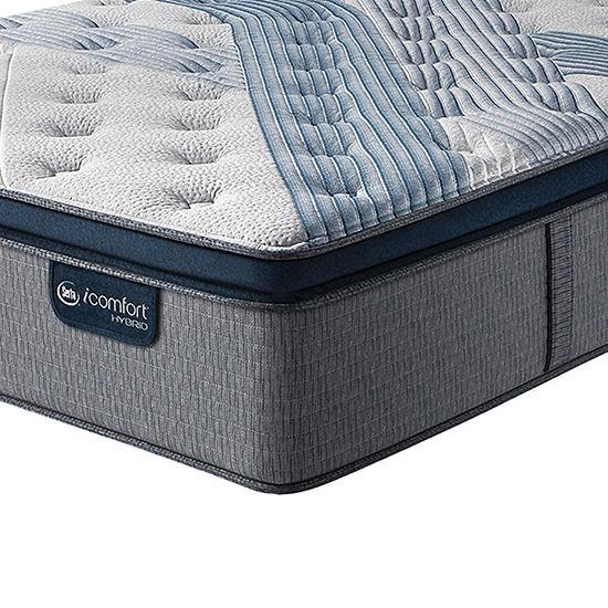 Serta® iComfort® Blue Fusion 1000 Plush Pillow-top - Mattress Only
