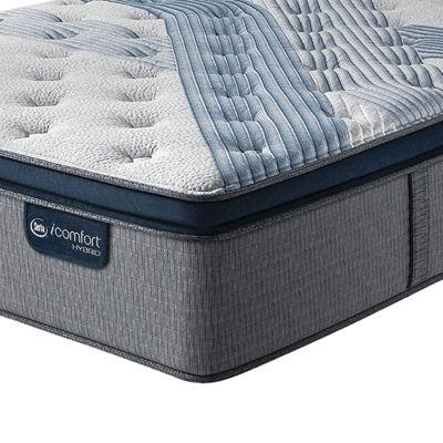 Serta® iComfort® Blue Fusion 4000 Plush Pillow-Top - Mattress Only