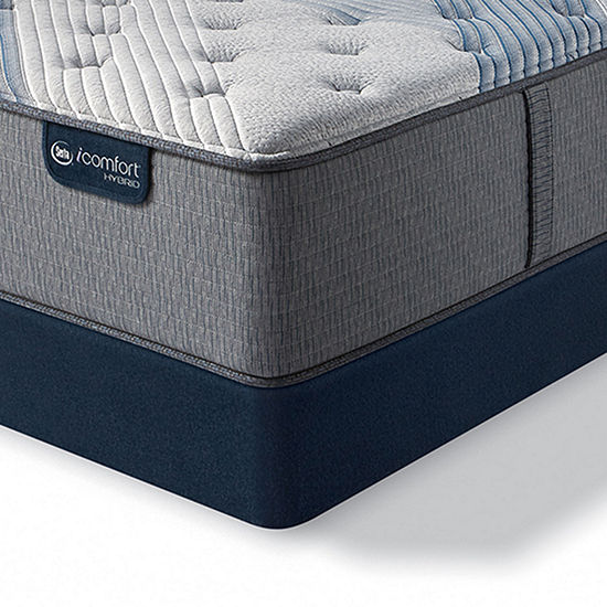 Serta® iComfort® Blue Fusion 3000 Plush Tight-Top - Mattress + Box Spring