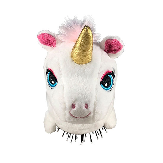 As Seen on TV Tangle Pet Hair Brush Unicorn