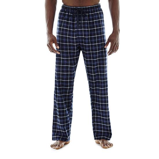 Hanes® 2-pk. Flannel Pajama Pants–Big & Tall
