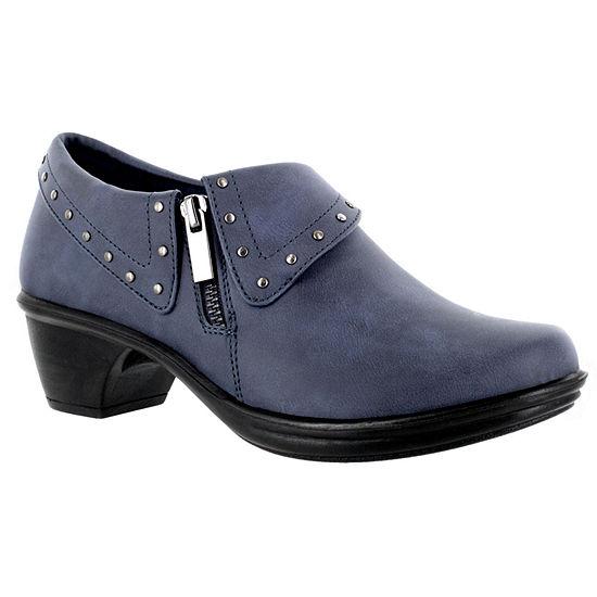 Easy Street Womens Darcy II Slip-On Shoe Round Toe