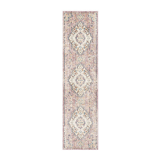 Safavieh Illusion Collection Marina Oriental Runner Rug