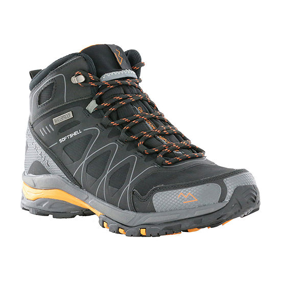 Nordtrail Mens Lace-up Hiking Boots
