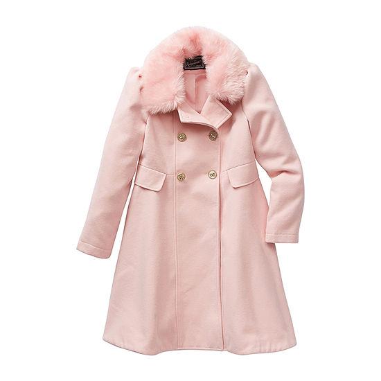 S Rothschild Girls Swing Coat Toddler