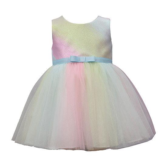 Bonnie Jean Toddler Girls Sleeveless Fit & Flare Dress