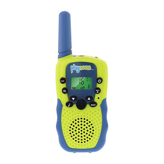 Itouch Playzoom Tech Gadgets Green Walkie Talkies, Set of 2