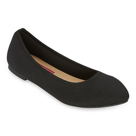 Pop Womens Kovari Ballet Flats