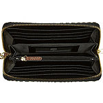 Liz Claiborne Erica Zip Around Clutch Wallet