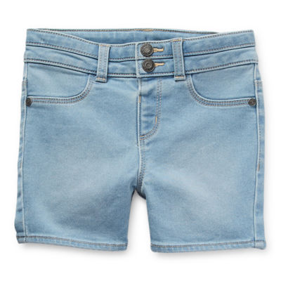 Okie Dokie Toddler Girls Midi Short